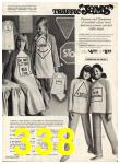 1973 Sears Fall Winter Catalog, Page 338