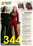 1975 Sears Fall Winter Catalog, Page 344