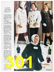 1967 Sears Fall Winter Catalog, Page 301