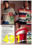 1977 Sears Spring Summer Catalog, Page 491