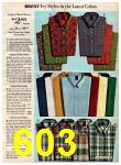 1966 Montgomery Ward Fall Winter Catalog, Page 603
