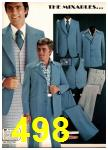 1977 Sears Spring Summer Catalog, Page 498