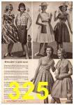 1962 Montgomery Ward Spring Summer Catalog, Page 325