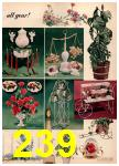 1961 Montgomery Ward Christmas Book, Page 239