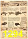 1958 Sears Fall Winter Catalog, Page 1294