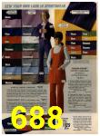 1972 Sears Fall Winter Catalog, Page 688