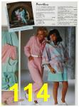 1985 Sears Spring Summer Catalog, Page 114