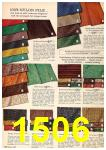 1962 Sears Fall Winter Catalog, Page 1506