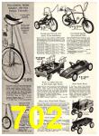 1969 Sears Spring Summer Catalog, Page 702