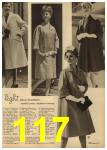 1961 Sears Spring Summer Catalog, Page 117
