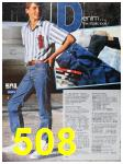 1988 Sears Spring Summer Catalog, Page 508