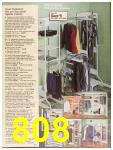 1987 Sears Spring Summer Catalog, Page 808