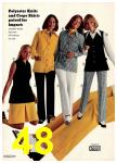 1974 Sears Spring Summer Catalog, Page 48