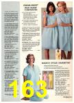 1974 Sears Spring Summer Catalog, Page 163