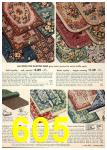 1949 Sears Spring Summer Catalog, Page 605