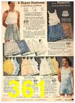 1942 Sears Spring Summer Catalog, Page 361