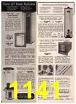1972 Sears Fall Winter Catalog, Page 1141