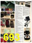 1983 Sears Fall Winter Catalog, Page 693