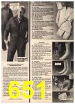 1976 Sears Fall Winter Catalog, Page 651