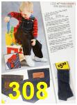1985 Sears Fall Winter Catalog, Page 308