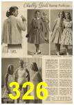 1959 Sears Spring Summer Catalog, Page 326