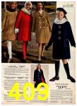1966 Montgomery Ward Fall Winter Catalog, Page 409