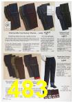 1964 Sears Fall Winter Catalog, Page 483