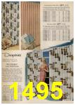 1962 Sears Spring Summer Catalog, Page 1495
