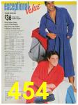 1988 Sears Fall Winter Catalog, Page 454