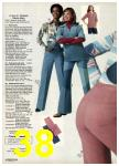 1976 Sears Fall Winter Catalog, Page 38