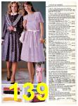 1983 Sears Spring Summer Catalog, Page 139