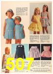 1964 Sears Spring Summer Catalog, Page 507