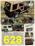 1981 Sears Spring Summer Catalog, Page 628