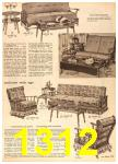 1960 Sears Fall Winter Catalog, Page 1312
