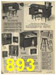 1965 Sears Fall Winter Catalog, Page 893