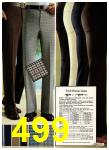 1980 Sears Spring Summer Catalog, Page 499