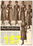 1949 Sears Spring Summer Catalog, Page 157