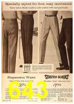 1963 Sears Fall Winter Catalog, Page 643