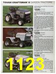 1993 Sears Spring Summer Catalog, Page 1123