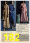 1979 Sears Fall Winter Catalog, Page 182