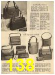 1960 Sears Spring Summer Catalog, Page 138