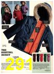 1974 Sears Fall Winter Catalog, Page 291