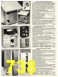1981 Sears Spring Summer Catalog, Page 738