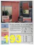 1989 Sears Home Annual Catalog, Page 193