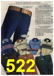1979 Sears Fall Winter Catalog, Page 522