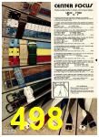 1975 Sears Spring Summer Catalog, Page 498