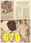 1962 Sears Fall Winter Catalog, Page 679