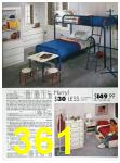 1989 Sears Home Annual Catalog, Page 361