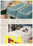 1958 Sears Spring Summer Catalog, Page 734