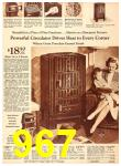 1940 Sears Fall Winter Catalog, Page 967